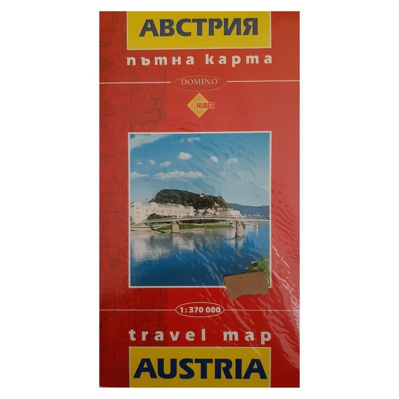 Ptna Karta Na Avstriya M 1 370000 Na Izgodna Cena S Bezplatna